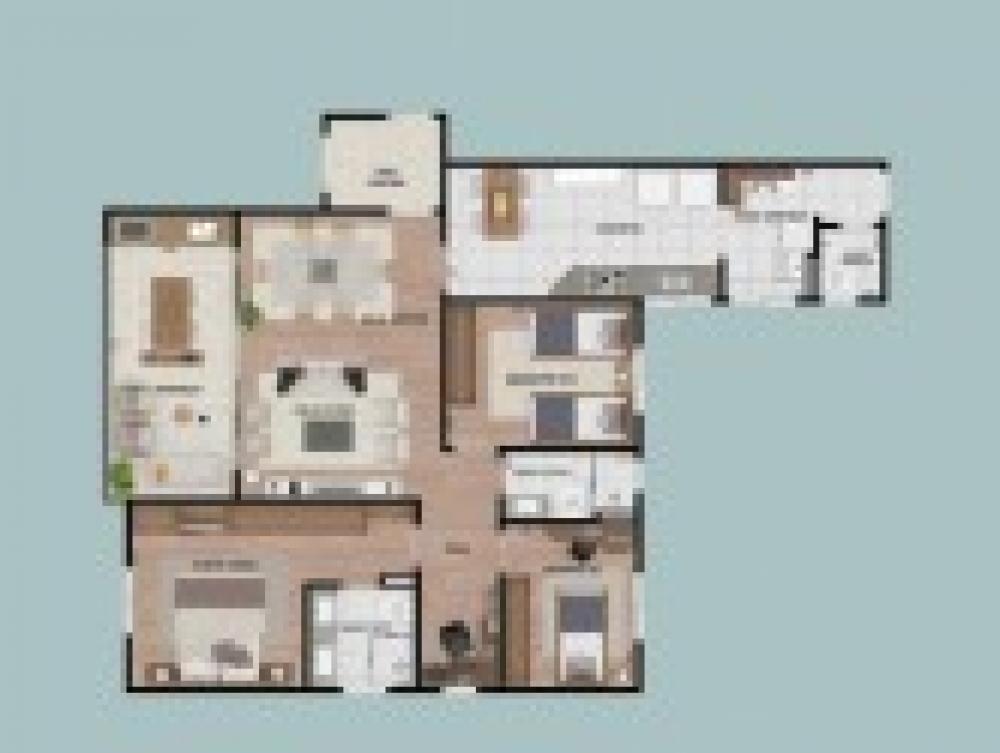 Alugar Apartamento / Padrão em SAO JOSE DO RIO PRETO apenas R$ 2.700,00 - Foto 22