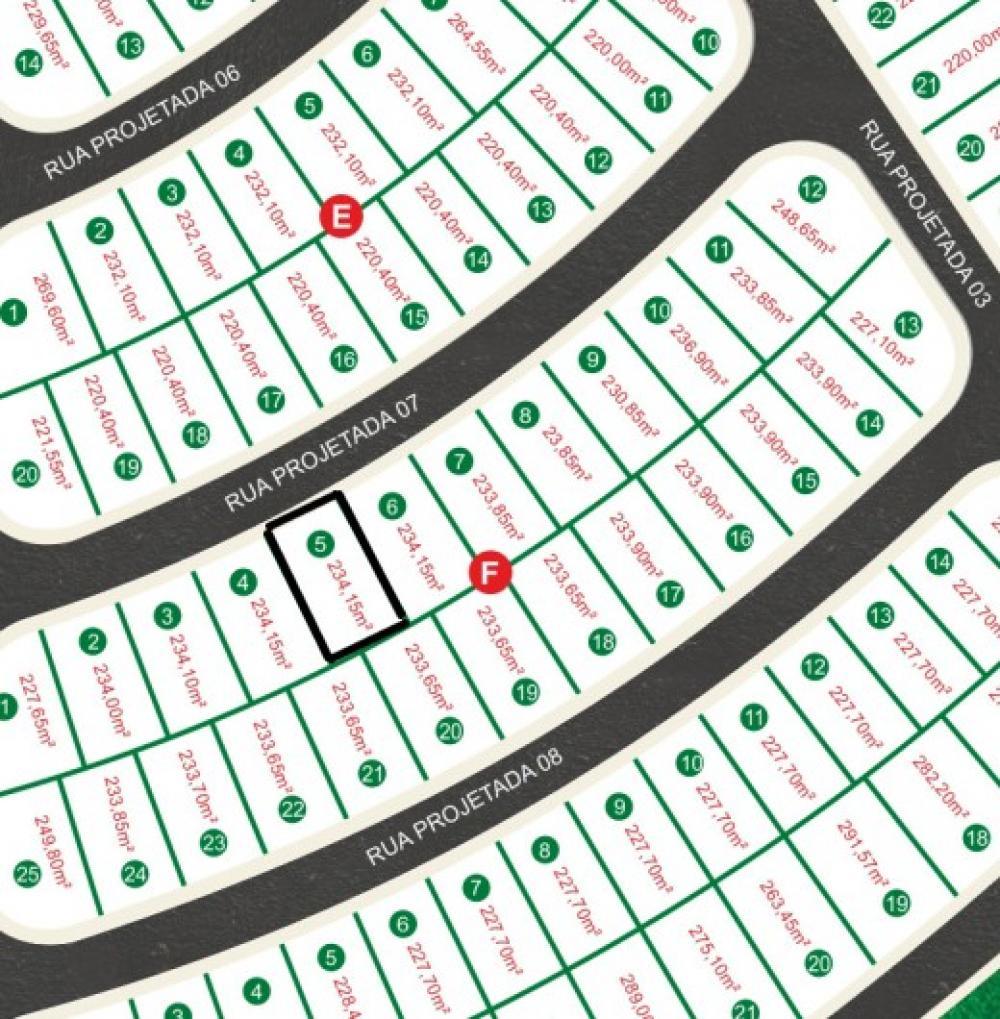 Comprar Terreno / Padrão em Bady Bassitt apenas R$ 60.000,00 - Foto 5