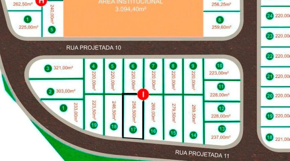 Comprar Terreno / Padrão em Bady Bassitt apenas R$ 98.000,00 - Foto 7