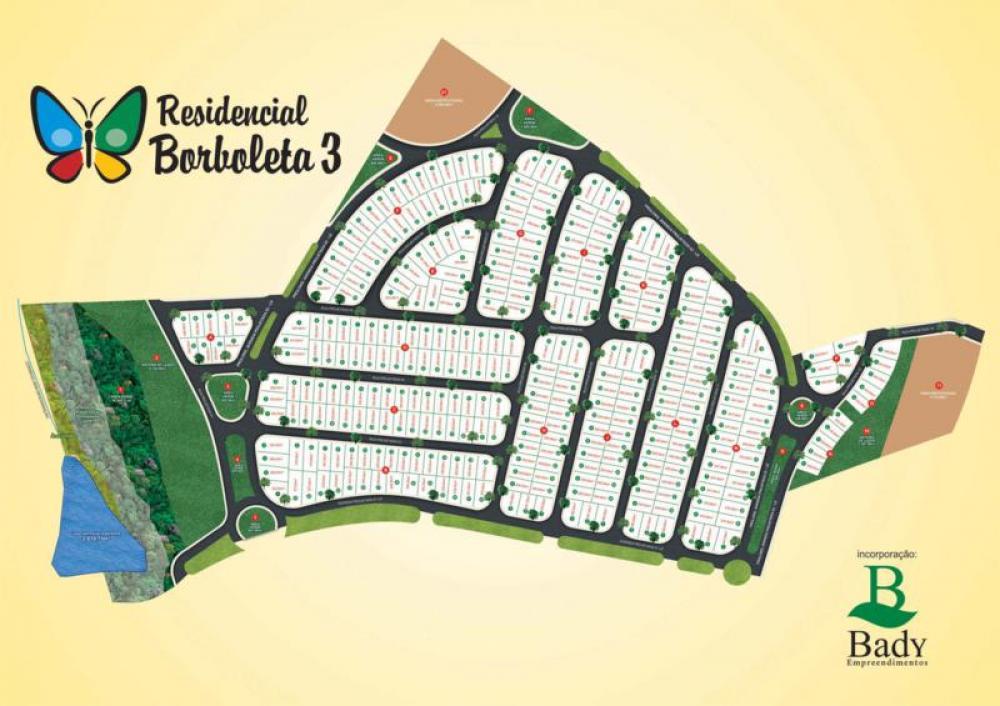 Comprar Terreno / Padrão em Bady Bassitt R$ 109.000,00 - Foto 4