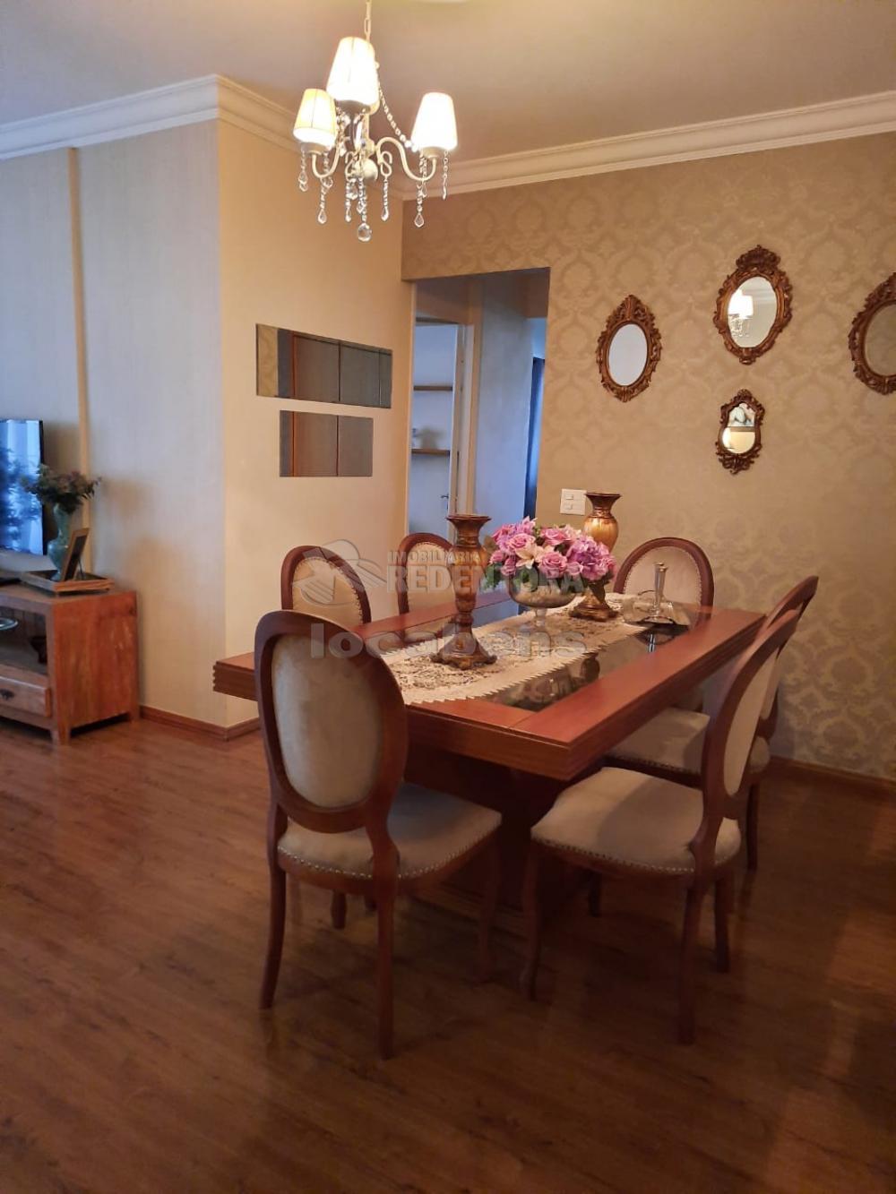 Sao Jose do Rio Preto Apartamento Venda R$480.000,00 Condominio R$560,00 3 Dormitorios 2 Vagas Area construida 137.00m2