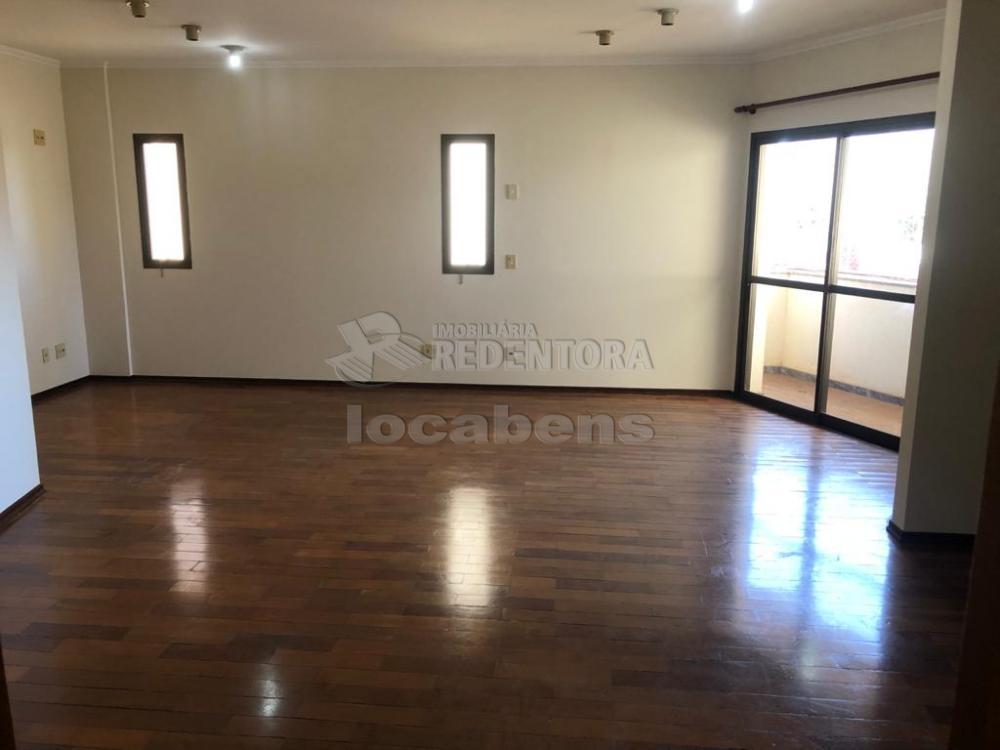 Sao Jose do Rio Preto Apartamento Locacao R$ 1.100,00 Condominio R$1.200,00 3 Dormitorios 2 Vagas Area construida 200.00m2