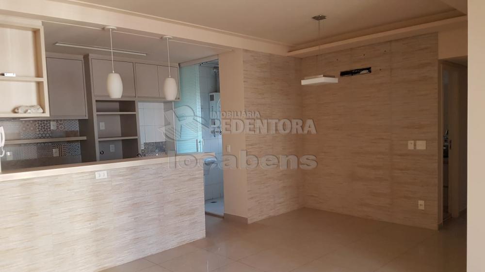 Sao Jose do Rio Preto Apartamento Locacao R$ 1.800,00 Condominio R$620,00 3 Dormitorios 1 Suite Area construida 100.00m2
