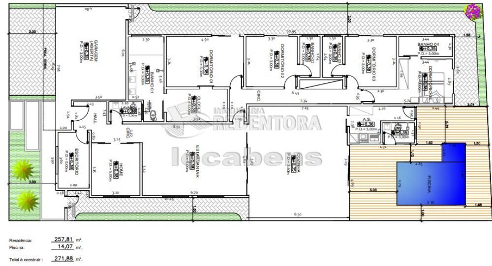 Comprar Casa / Condomínio em Mirassol R$ 1.550.000,00 - Foto 3