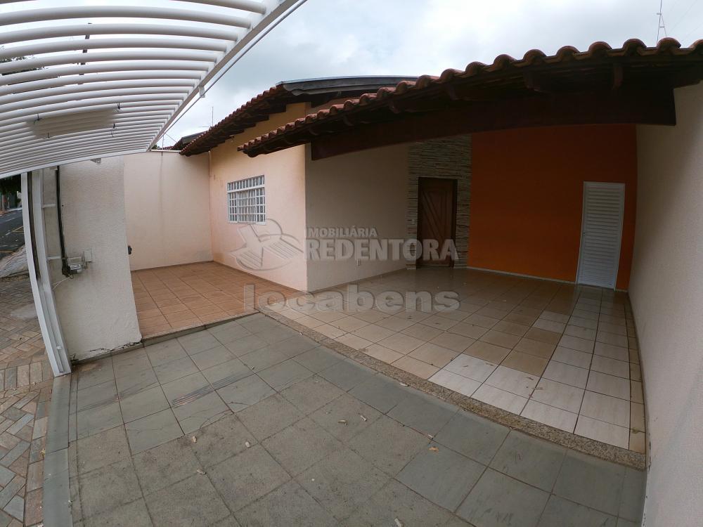 SAO JOSE DO RIO PRETO Casa Locacao R$ 1.700,00 3 Dormitorios 1 Suite Area do terreno 190.00m2 Area construida 130.00m2