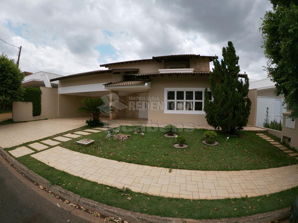 Alugar Casa / Condomínio em São José do Rio Preto R$ 3.800,00 - Foto 1