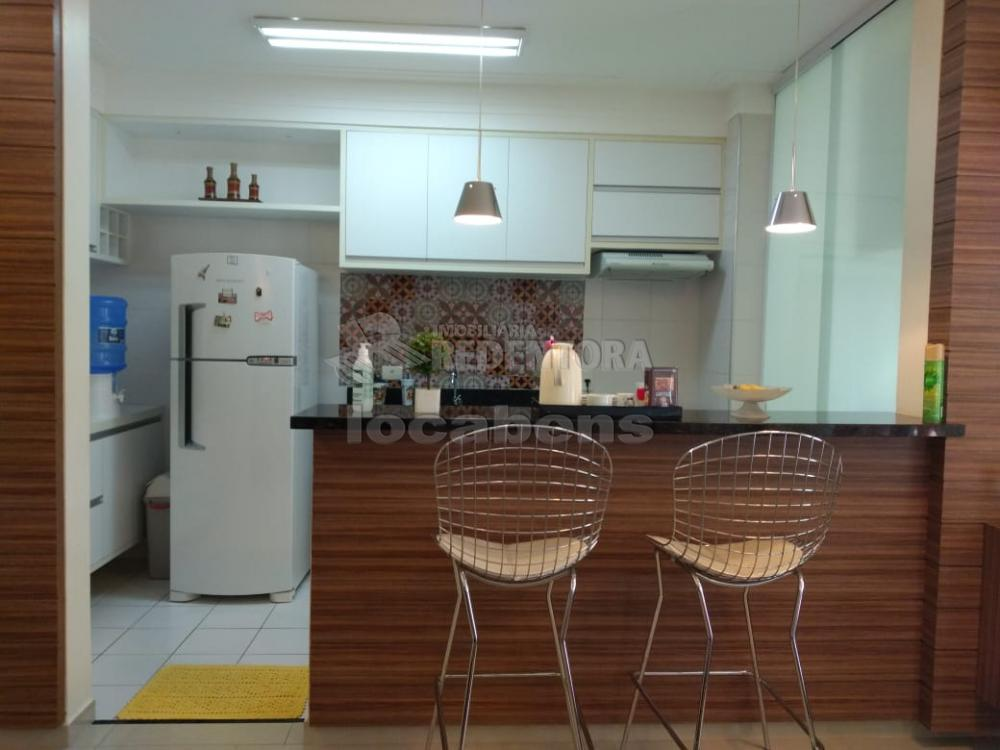 Sao Jose do Rio Preto Apartamento Venda R$500.000,00 Condominio R$750,00 3 Dormitorios 2 Vagas Area construida 147.68m2