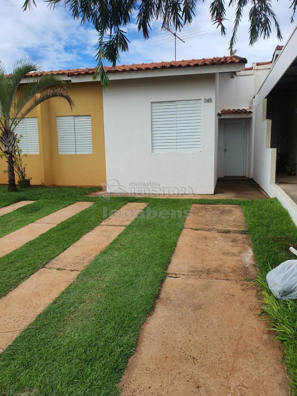 Alugar Casa / Condomínio em São José do Rio Preto R$ 1.100,00 - Foto 1