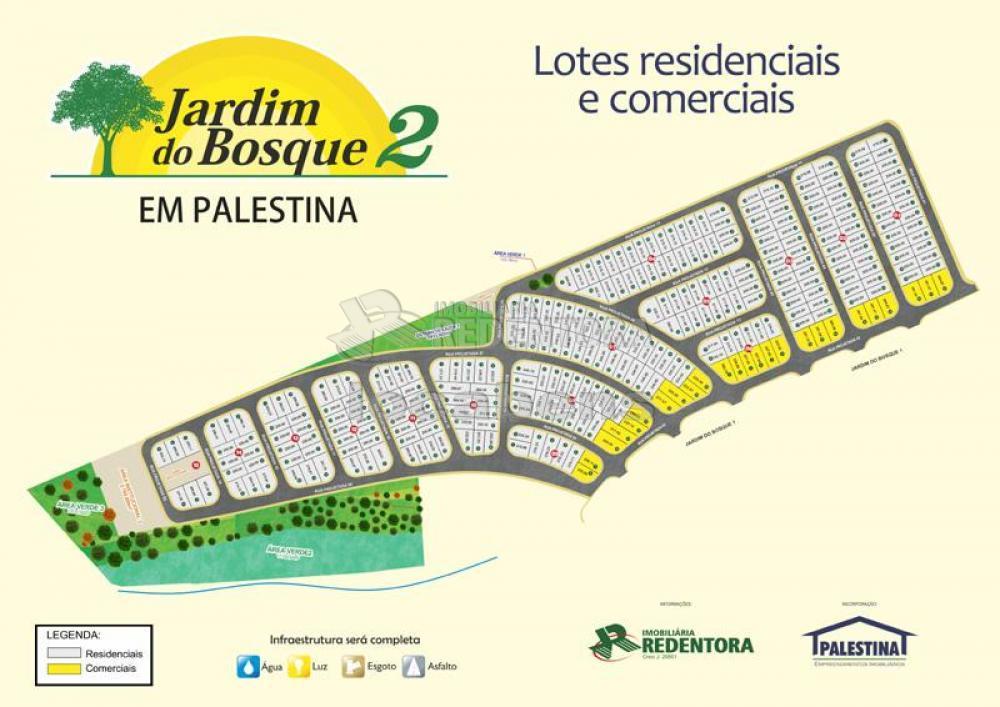 Comprar Terreno / Padrão em Palestina R$ 49.500,00 - Foto 7