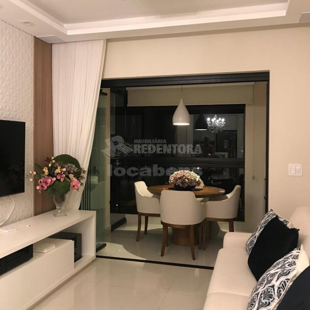Sao Jose do Rio Preto Apartamento Venda R$600.000,00 Condominio R$320,00 2 Dormitorios 2 Vagas Area construida 100.00m2
