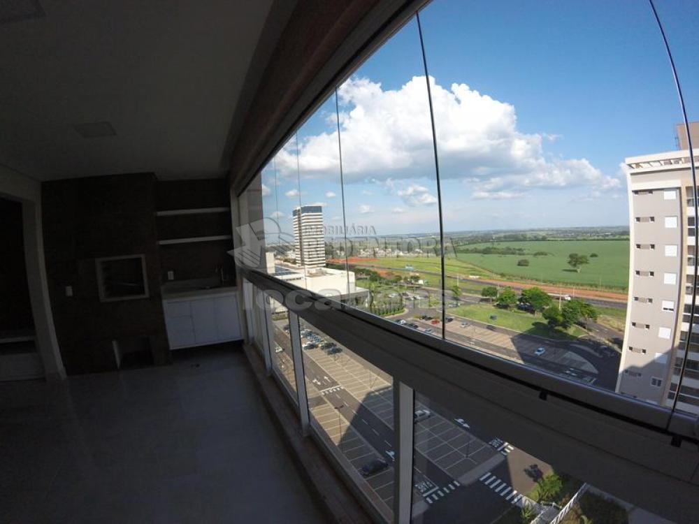 Sao Jose do Rio Preto Apartamento Locacao R$ 3.500,00 Condominio R$550,00 2 Dormitorios 2 Suites Area construida 87.00m2