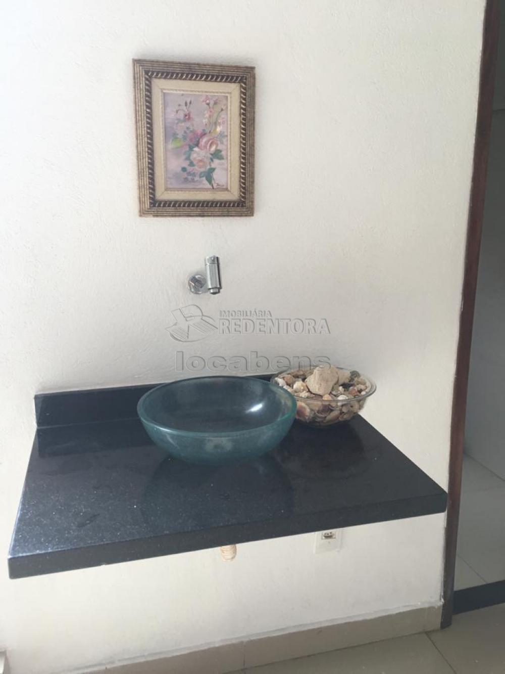 Alugar Casa / Condomínio em São José do Rio Preto R$ 1.400,00 - Foto 13