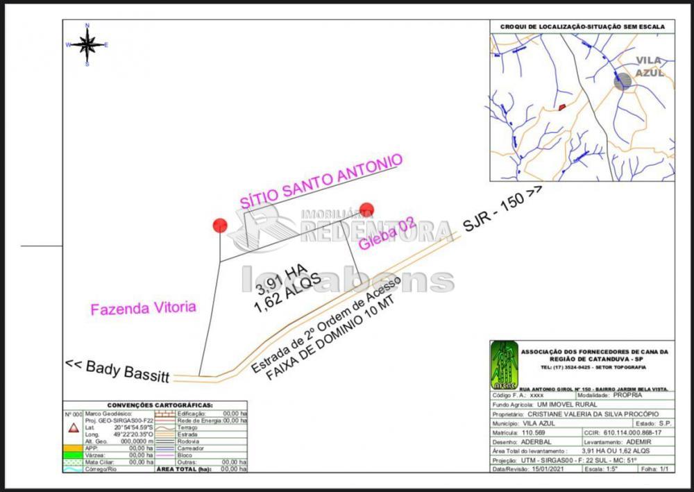 Comprar Terreno / Área em São José do Rio Preto R$ 1.500.000,00 - Foto 5