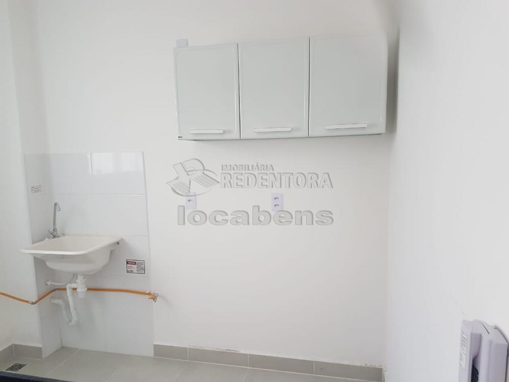 Alugar Apartamento / Padrão em São José do Rio Preto R$ 600,00 - Foto 12