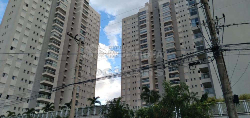 Sao Jose do Rio Preto Apartamento Locacao R$ 2.300,00 Condominio R$550,00 3 Dormitorios 2 Vagas Area construida 95.00m2