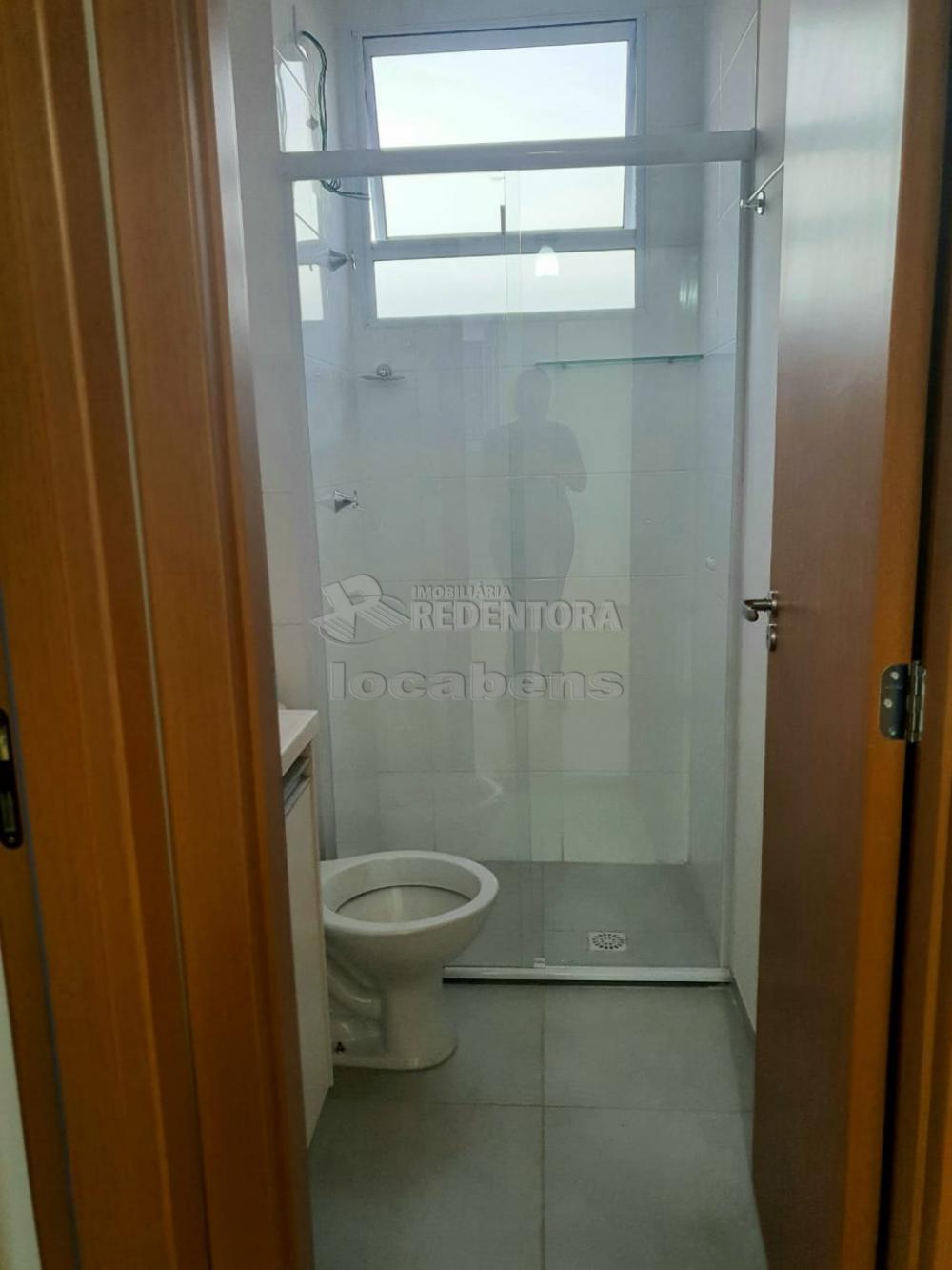 Alugar Apartamento / Padrão em São José do Rio Preto R$ 1.100,00 - Foto 13