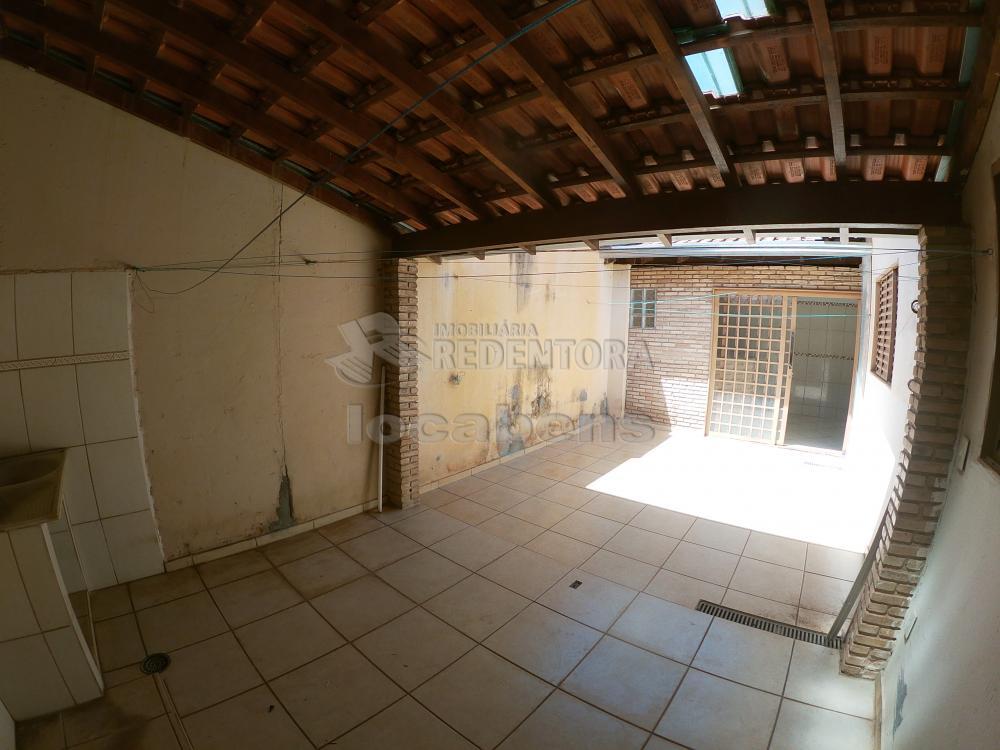 Alugar Casa / Padrão em São José do Rio Preto R$ 1.000,00 - Foto 28