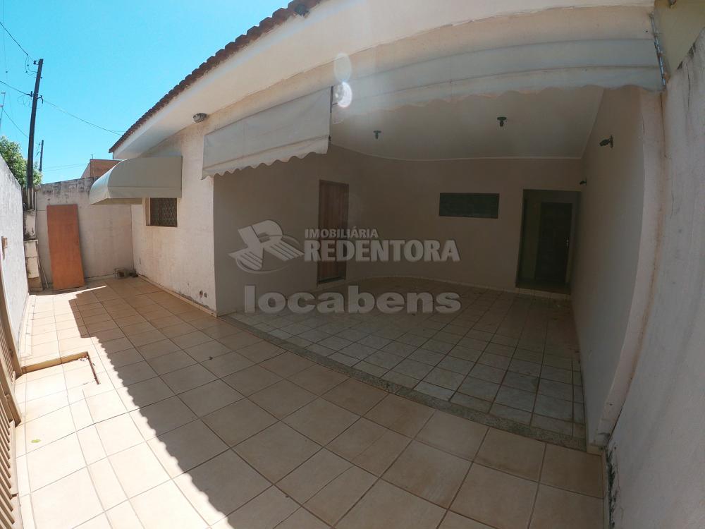Alugar Casa / Padrão em São José do Rio Preto R$ 1.000,00 - Foto 30
