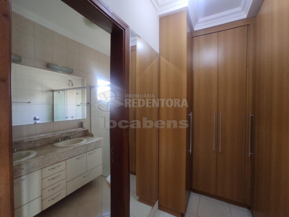 Alugar Casa / Condomínio em São José do Rio Preto R$ 6.000,00 - Foto 21