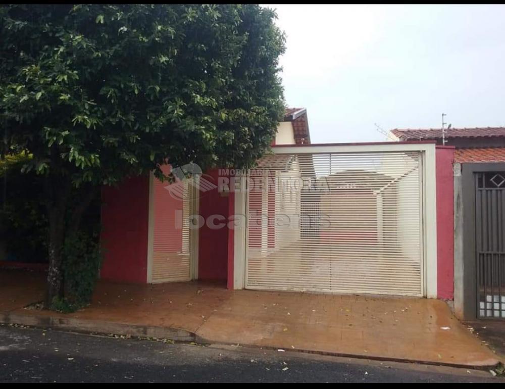 Alugar Casa / Padrão em São José do Rio Preto R$ 1.200,00 - Foto 1