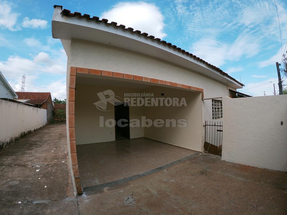Sao Jose do Rio Preto Casa Locacao R$ 1.300,00 3 Dormitorios 8 Vagas Area do terreno 330.00m2 Area construida 120.00m2