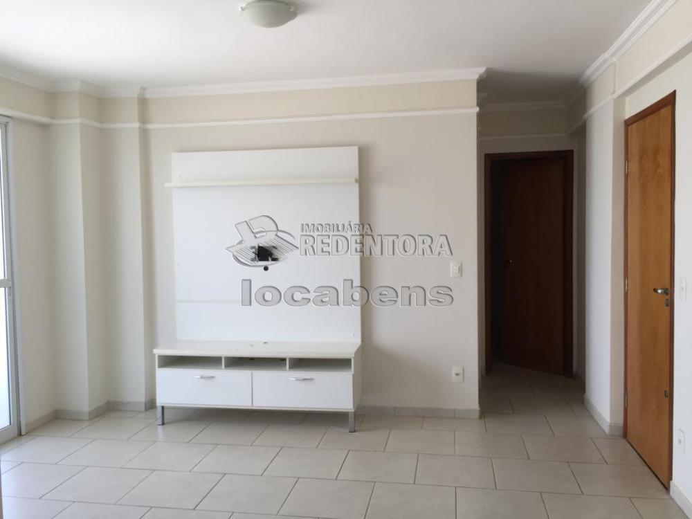 Alugar Apartamento / Padrão em São José do Rio Preto R$ 1.000,00 - Foto 1