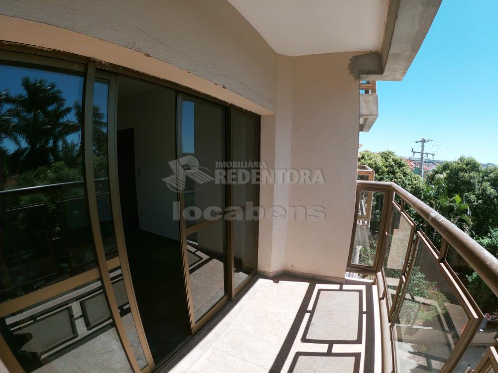 Sao Jose do Rio Preto Apartamento Locacao R$ 1.800,00 Condominio R$220,00 3 Dormitorios 2 Vagas Area construida 124.00m2