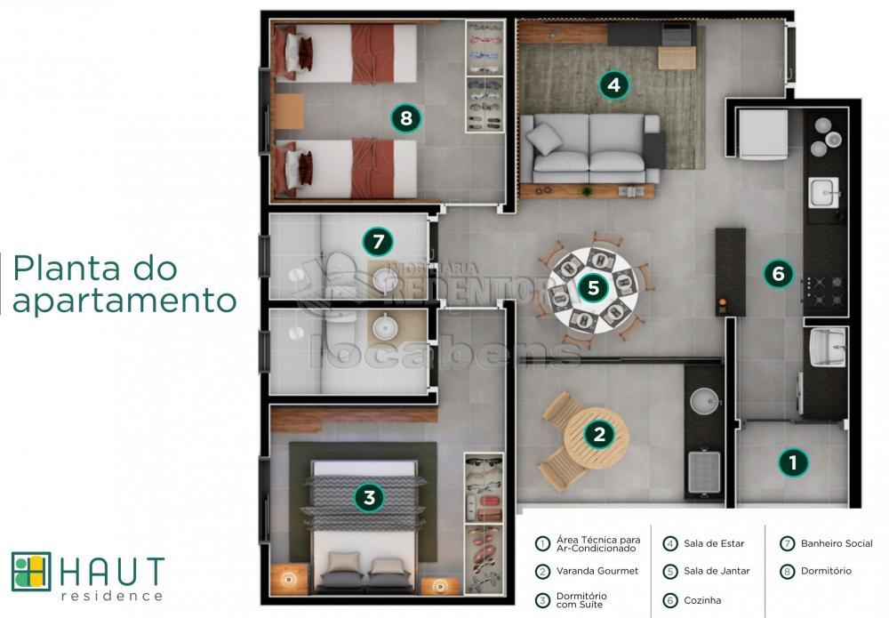Comprar Apartamento / Padrão em São José do Rio Preto apenas R$ 383.500,00 - Foto 23