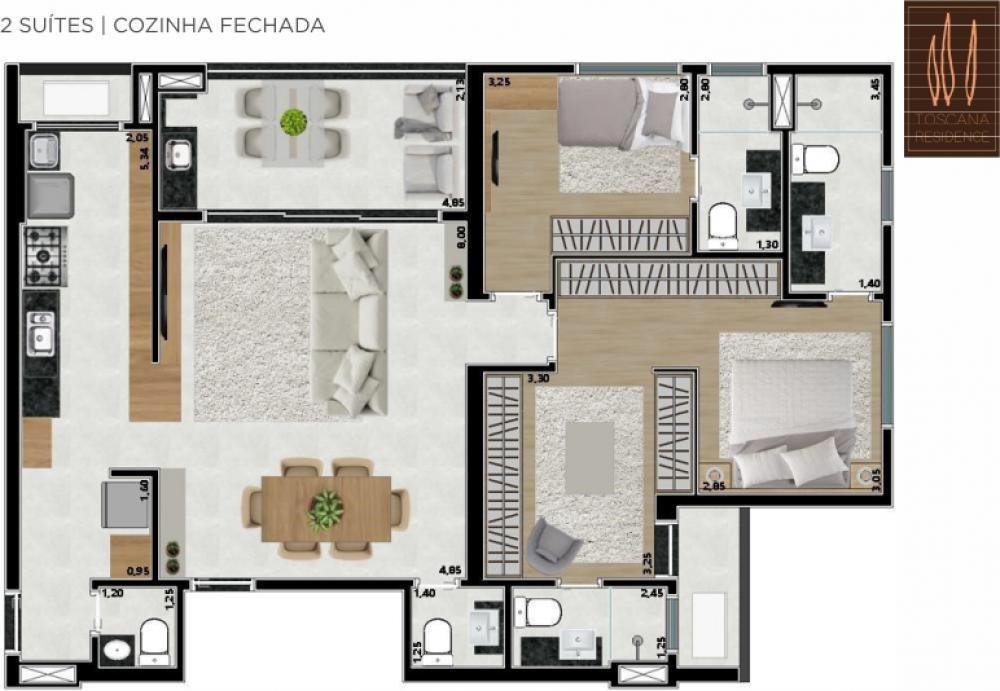 Comprar Apartamento / Padrão em SAO JOSE DO RIO PRETO - Foto 49