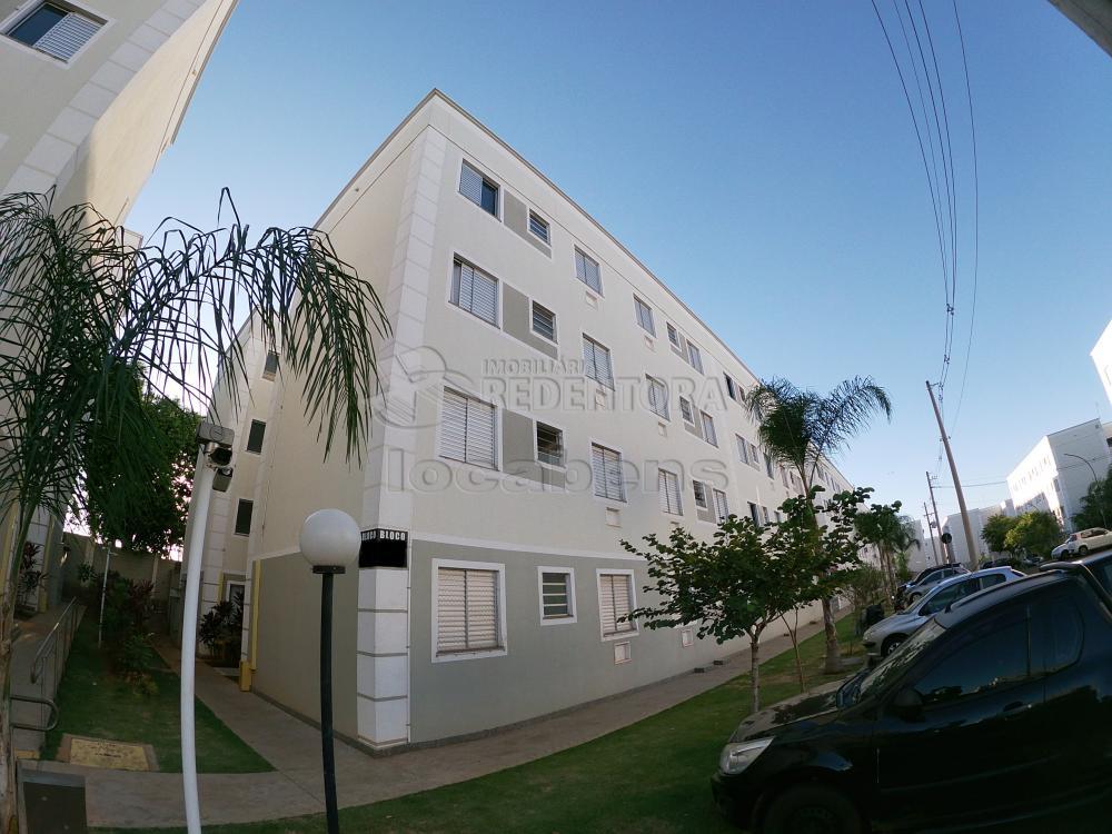 Alugar Apartamento / Padrão em São José do Rio Preto R$ 850,00 - Foto 16