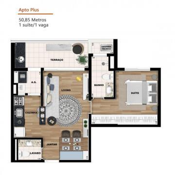 Alugar Apartamento / Studio em SAO JOSE DO RIO PRETO apenas R$ 1.500,00 - Foto 34