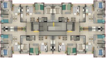 Comprar Apartamento / Padrão em São José do Rio Preto apenas R$ 280.000,00 - Foto 37