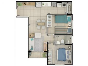 Comprar Apartamento / Padrão em São José do Rio Preto apenas R$ 280.000,00 - Foto 35