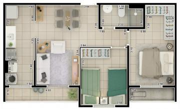 Comprar Apartamento / Padrão em São José do Rio Preto apenas R$ 280.000,00 - Foto 34