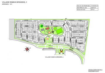 Mirassol VILLAGE DAMHA MIRASSOL ll Terreno Venda R$190.000,00 Condominio R$320,00  Area do terreno 370.00m2