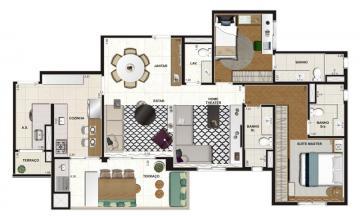 Comprar Apartamento / Padrão em SAO JOSE DO RIO PRETO - Foto 42