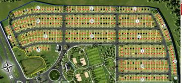Ipigua Damha Fit Terreno Venda R$110.000,00 Condominio R$200,00  Area do terreno 241.37m2