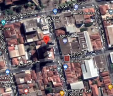 Olimpia Santa Casa Salao Venda R$2.000.000,00  Area do terreno 288.00m2