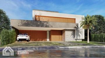 Mirassol Golden Park Residence Casa Venda R$2.400.000,00 Condominio R$450,00 4 Dormitorios 6 Vagas Area do terreno 671.79m2