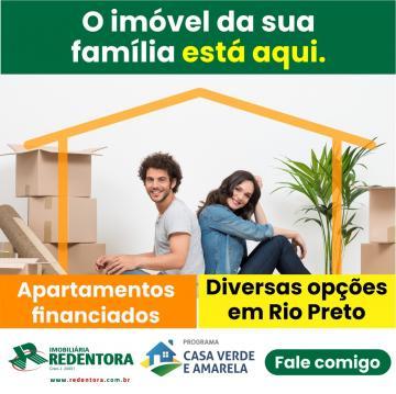Sao Jose do Rio Preto Centro Apartamento Venda R$250.000,00 Area construida 43.00m2